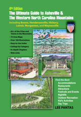 Best selling guidebook to Asheville & the Western North Carolina Mountains